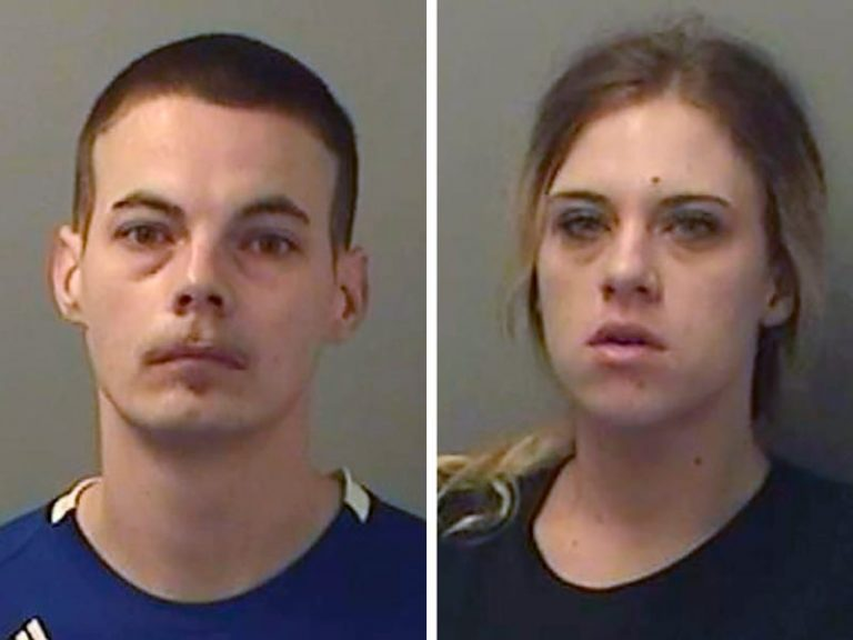 Michigan lottery winners arrested for burglary 3 years after prize