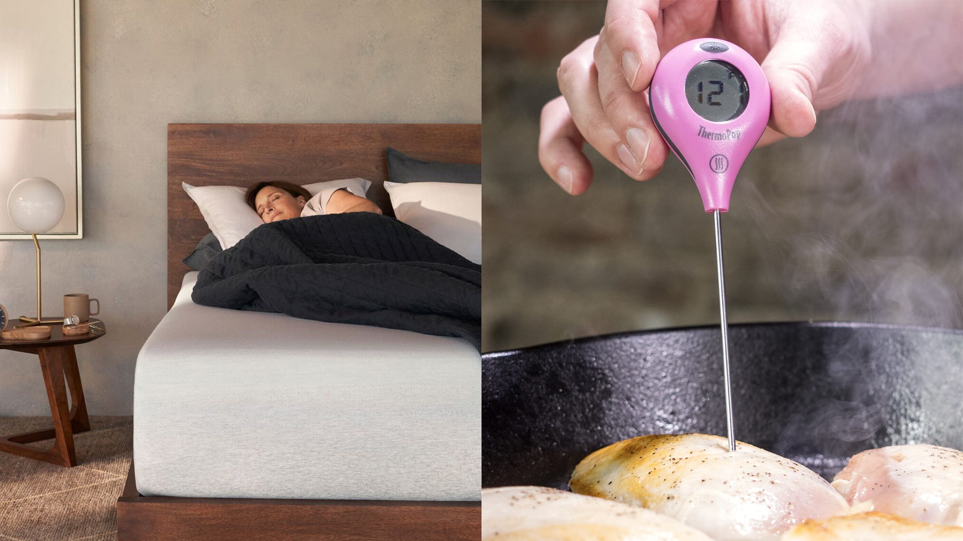 10 incredible sales on home decor, cookware, mattresses, and more
