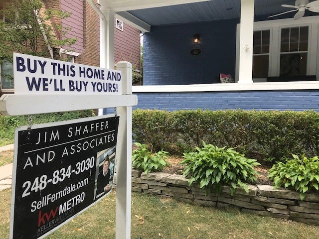 Home buyers see lower mortgage rates and unusual deals