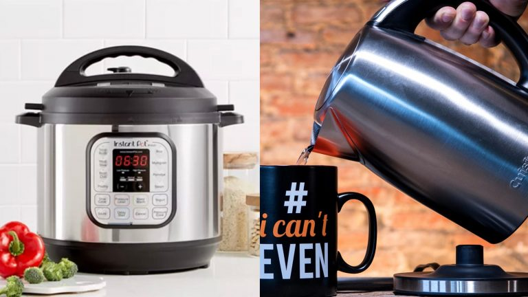 Cuisinart, Instant Pot, Kindle, and more