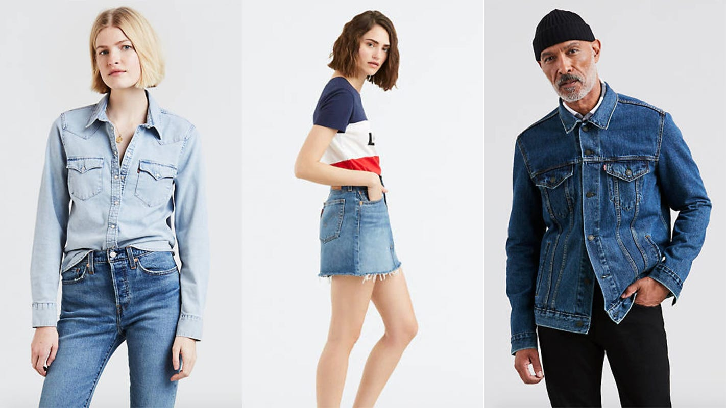 5 things to buy during the big Levi's Friends and Family sale happening now