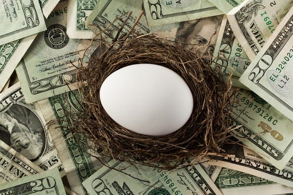 Americans, Gen X especially, race to build retirement savings