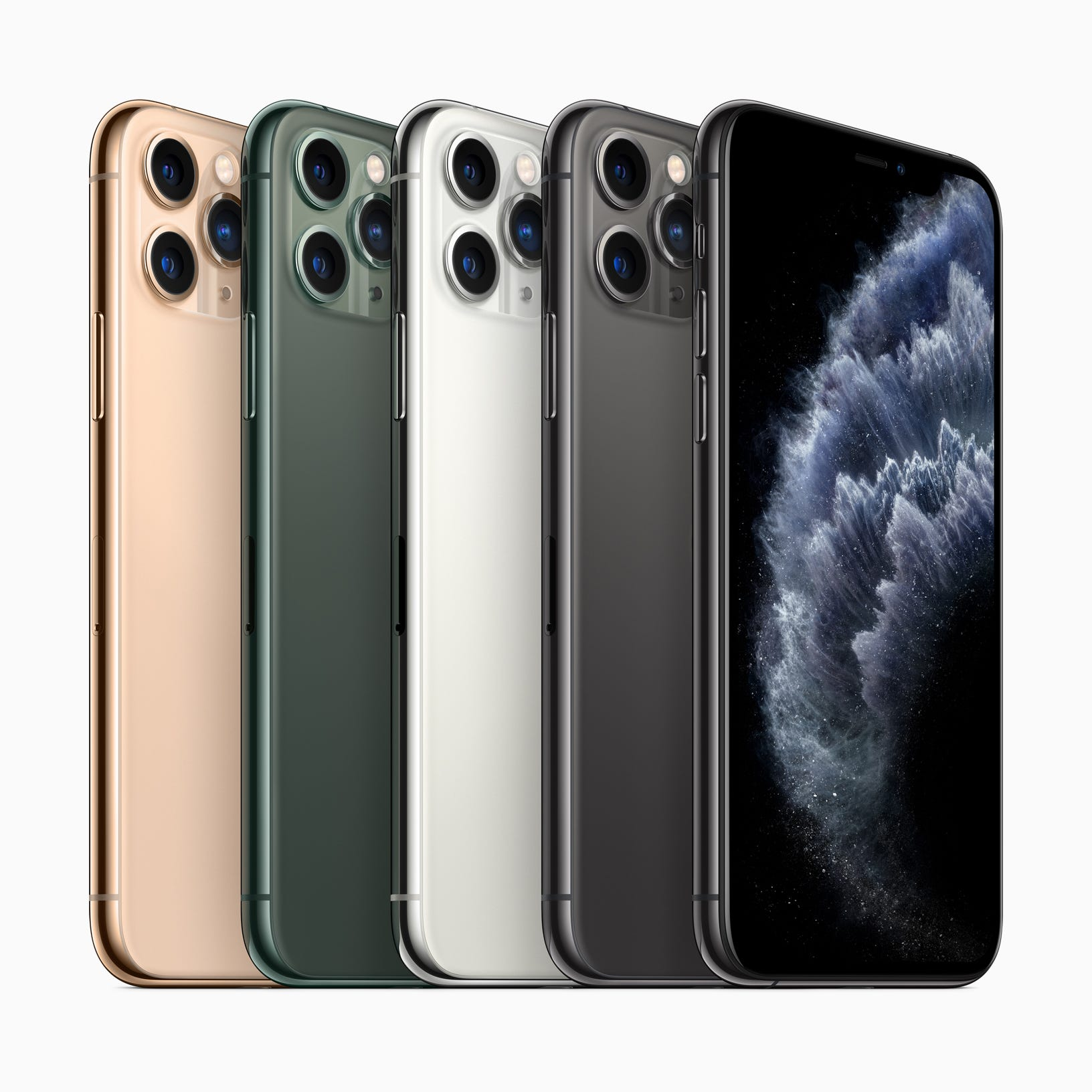 Apple's new phones start at $699, up to $1,449. Old iPhone 8 is $449