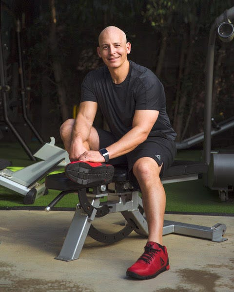 Celebrity trainer Harley Pasternak tells how his fitness stars aligned