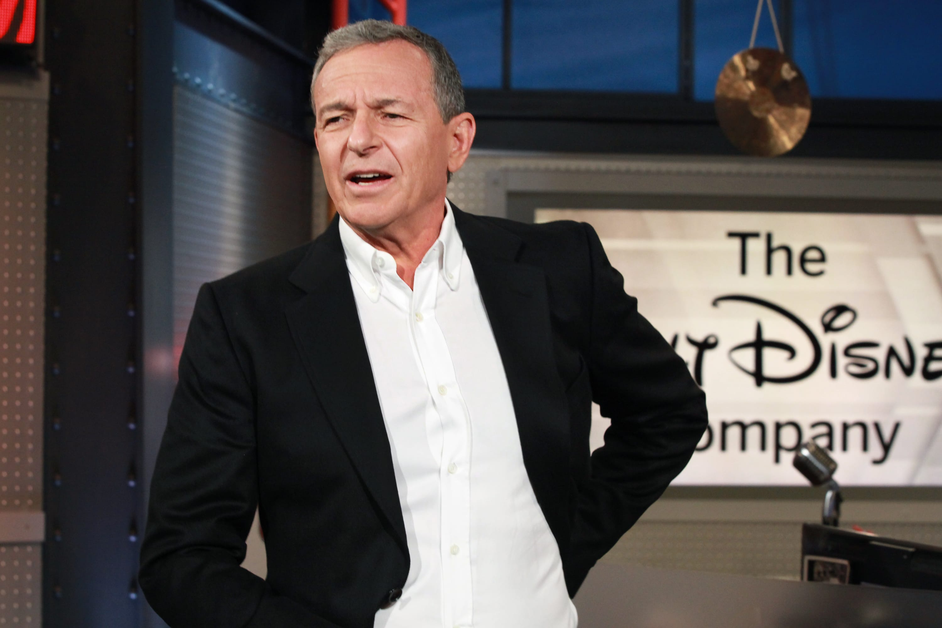 Disney's Bob Iger on Twitter: 'The nastiness is extraordinary'