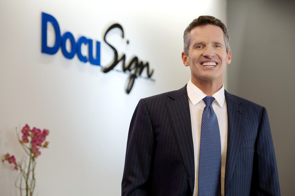 DocuSign rises 19% on revenue beat and strong guidance