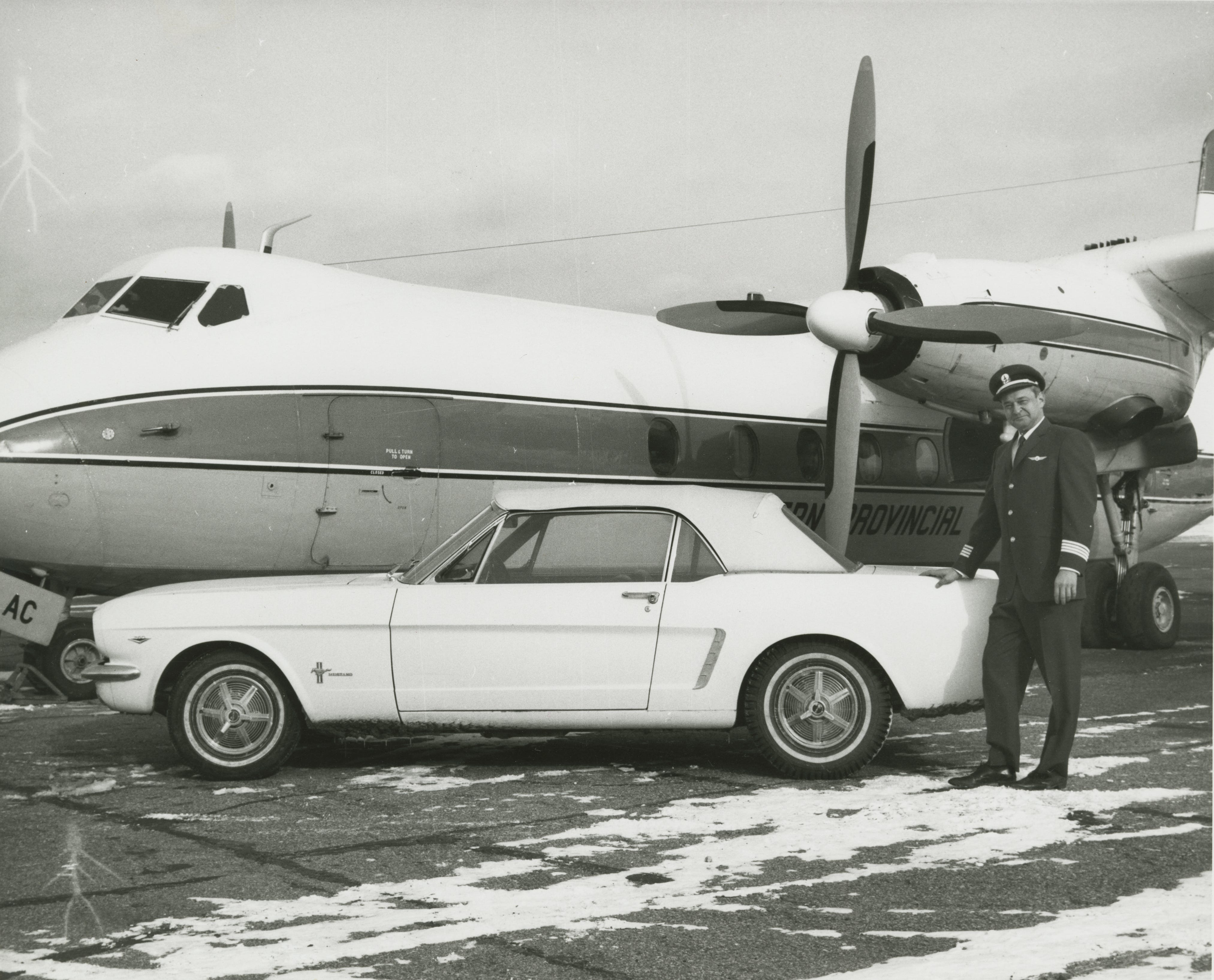 First one ever built by Ford will be seen by man who sold it