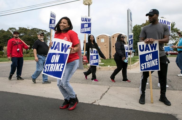 GM health care shift during UAW strike poured gasoline on fire