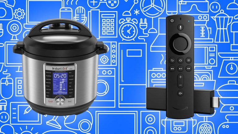 Get Instant Pots, Fire Sticks, and car chargers before the weekend