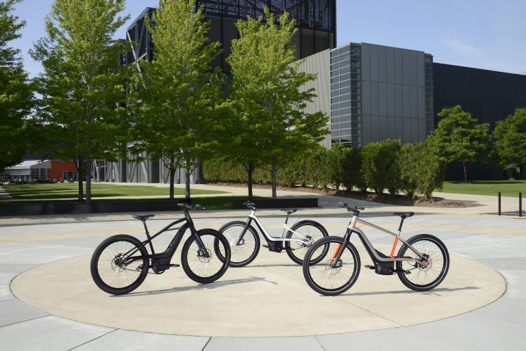 Harley-Davidson unveils new electric bicycles
