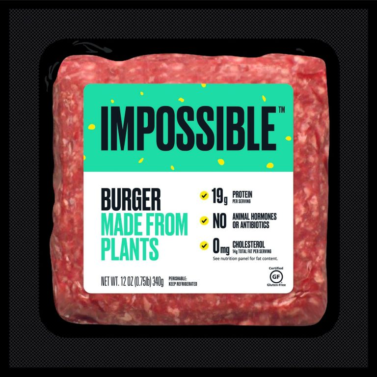 Impossible Burger launching in stores, first at Gelson's Markets