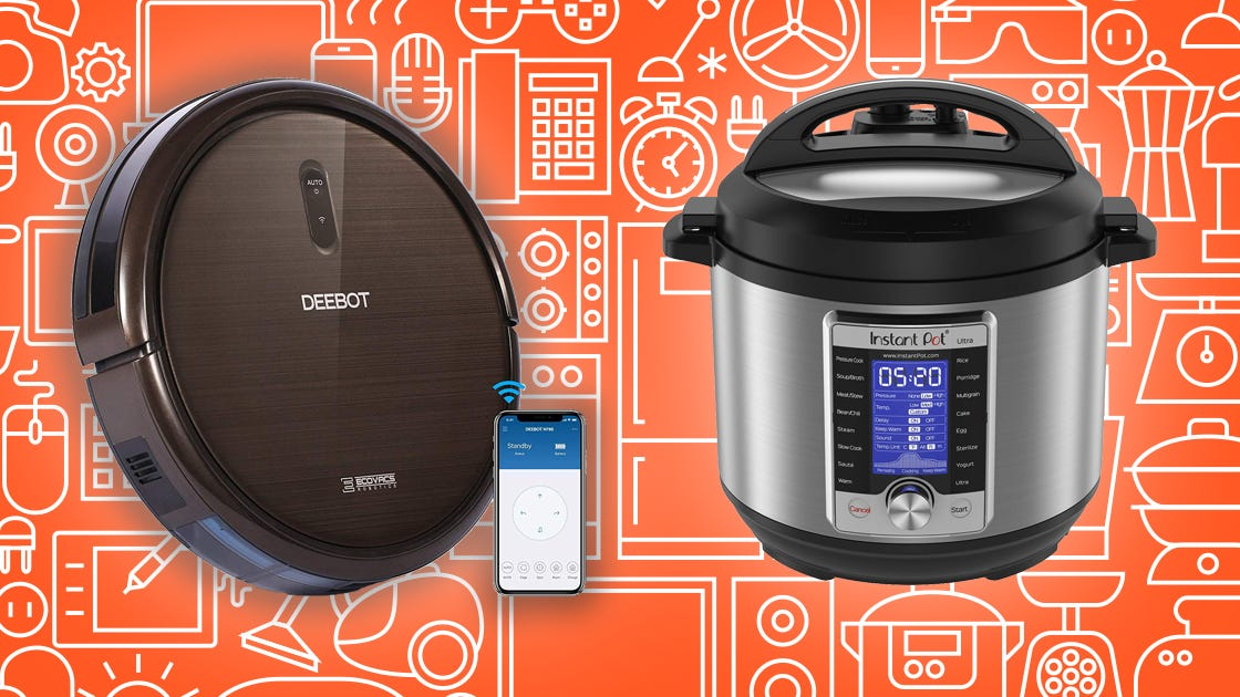 Incredible sales on Instant Pots, robot vacuums, smart scales, and more