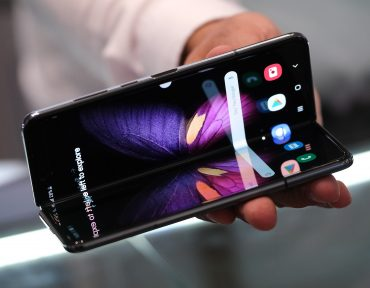 Samsung Galaxy Fold goes on sale in the U.S. Friday