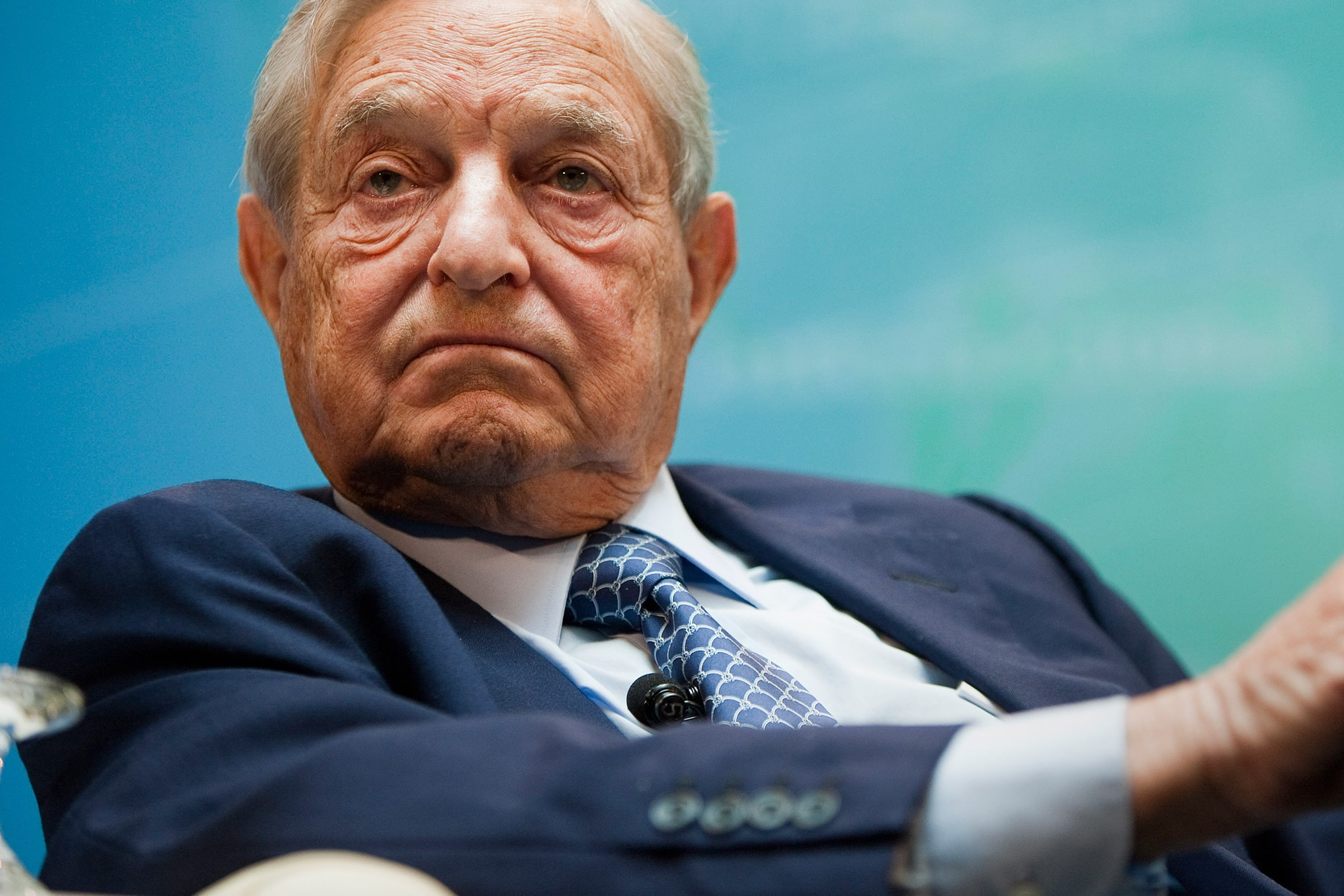 Soros offers rare praise for Trump's handling of Huawei in trade war