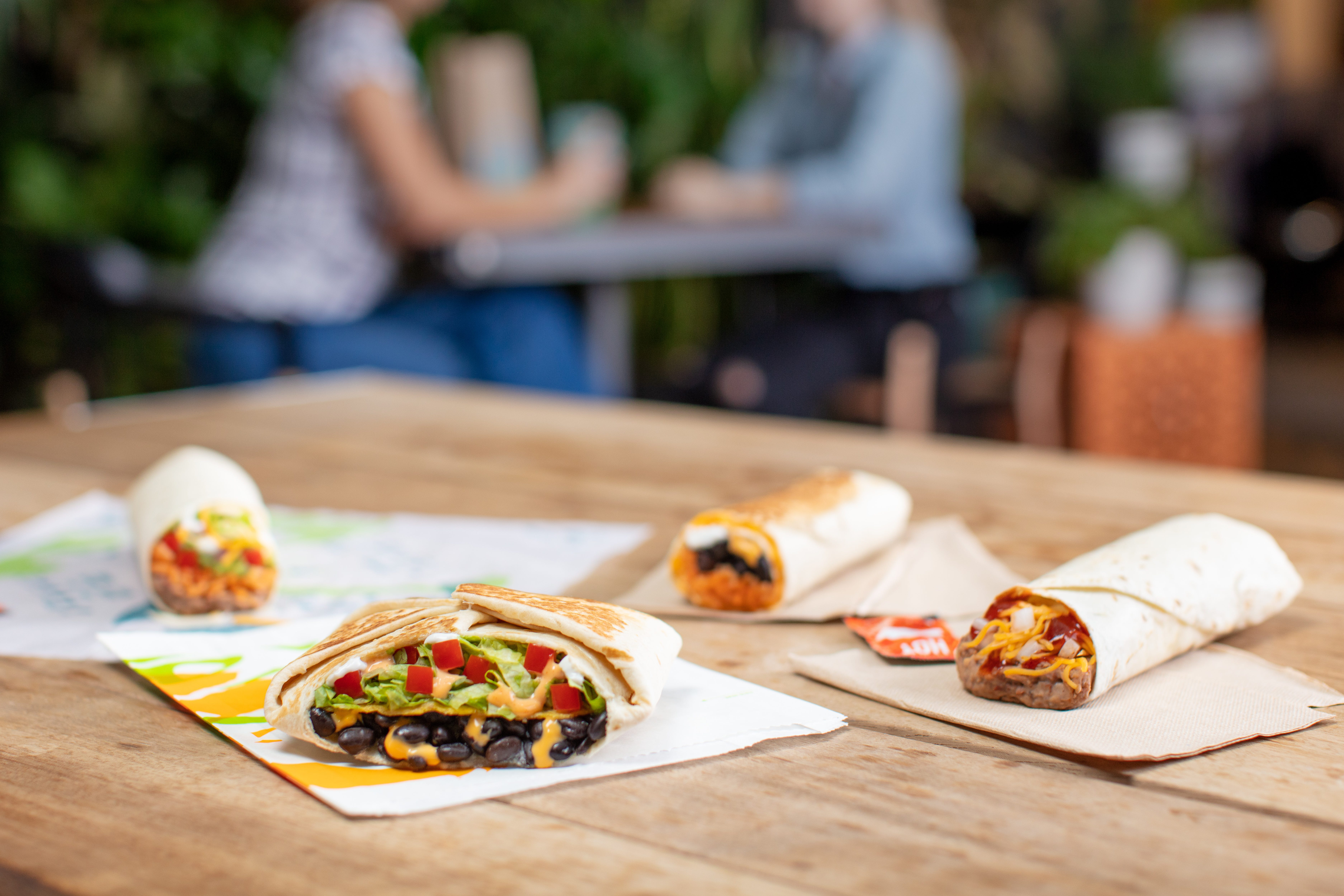 Taco Bell vegetarian menu and new items launch Sept. 12 nationwide