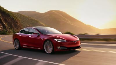 Tesla driver recorded asleep as car drives down Massachusetts highway