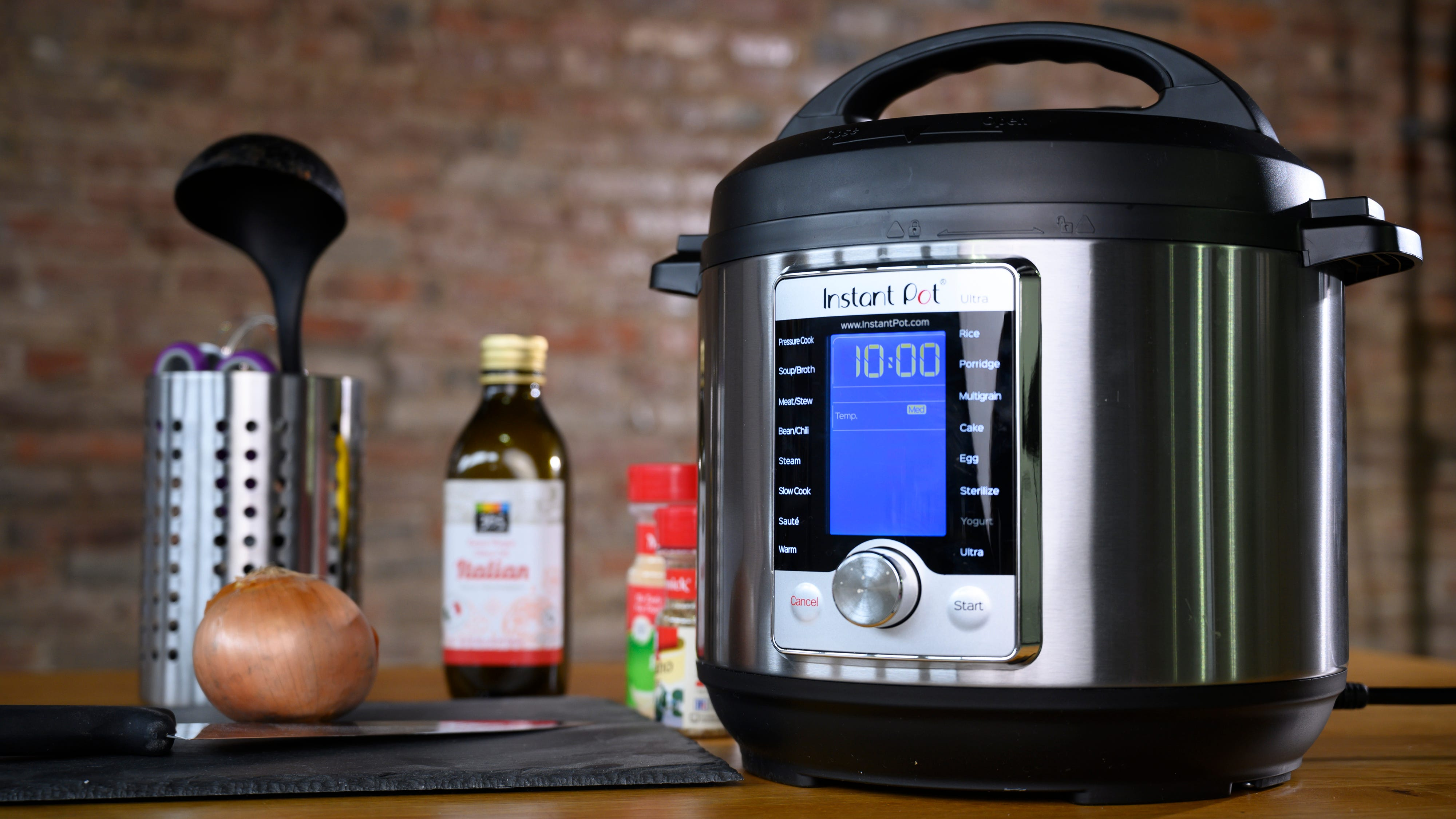 The Instant Pot Ultra is the most impressive model yet—and it's down to its lowest price