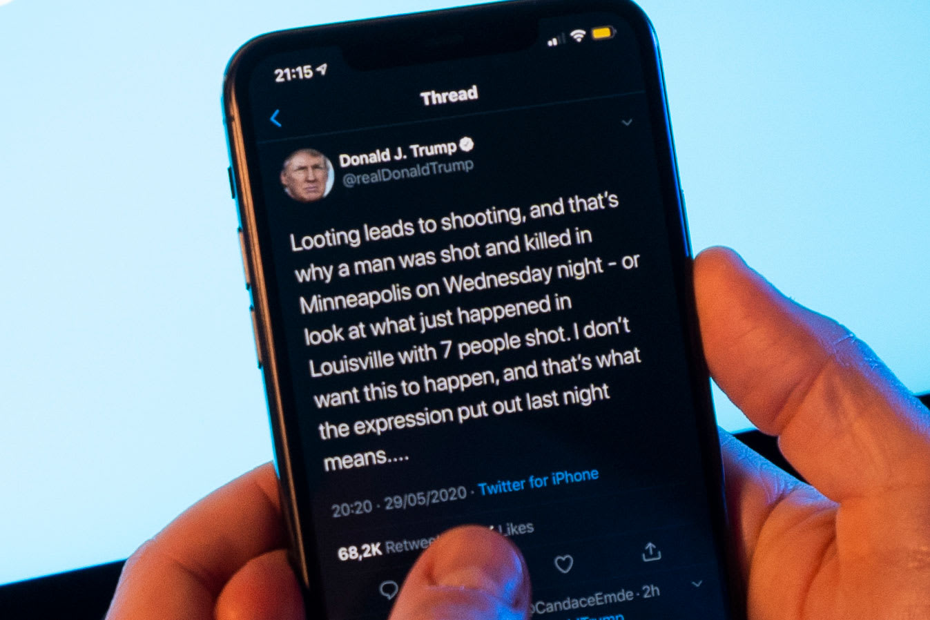 Democrats plan super PAC that will use Trump's own tweets against him
