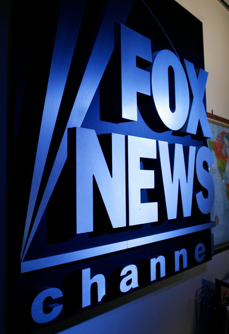 Fox News sorry after graph shows market reaction