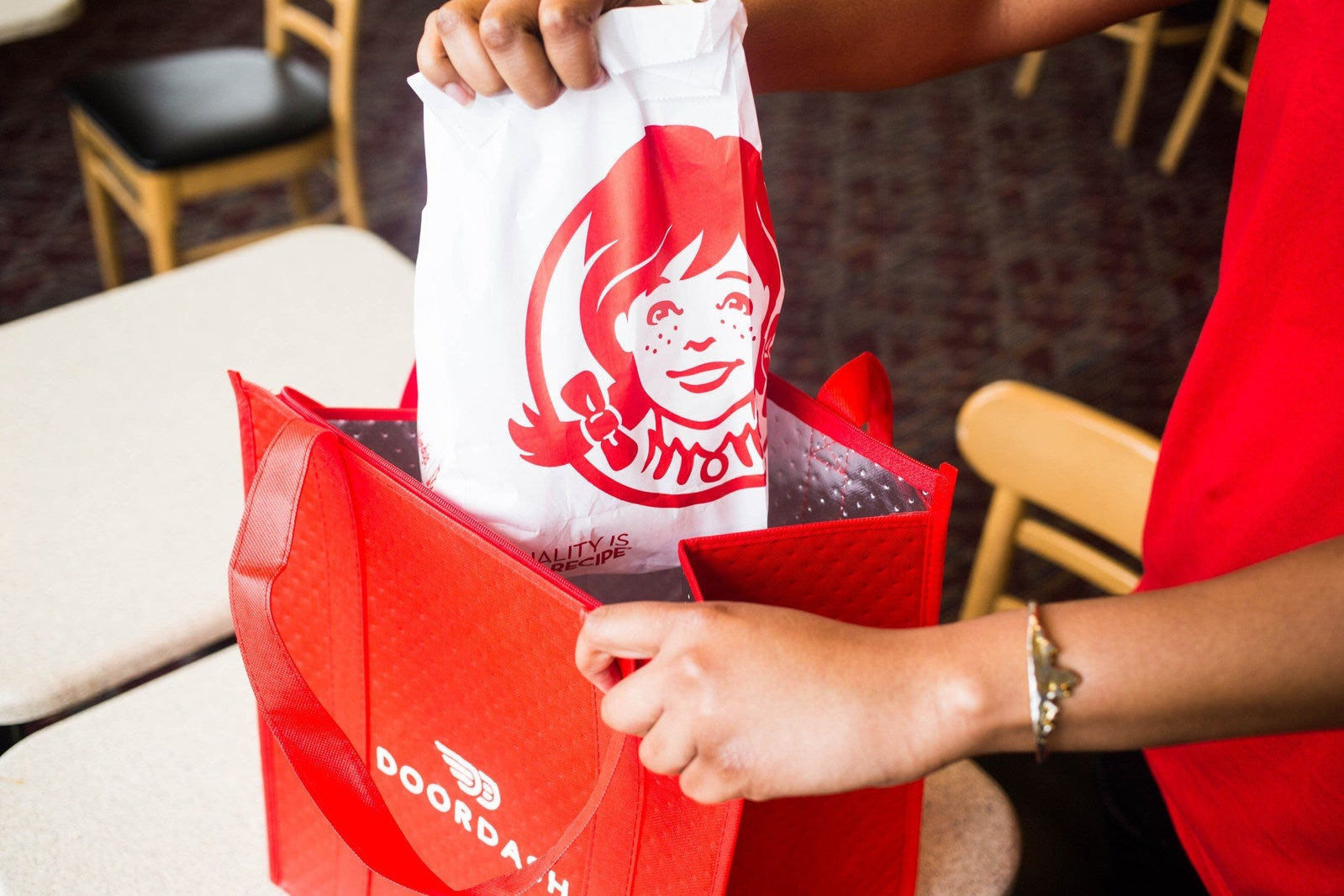 Here's why Twitter canceled Wendy's