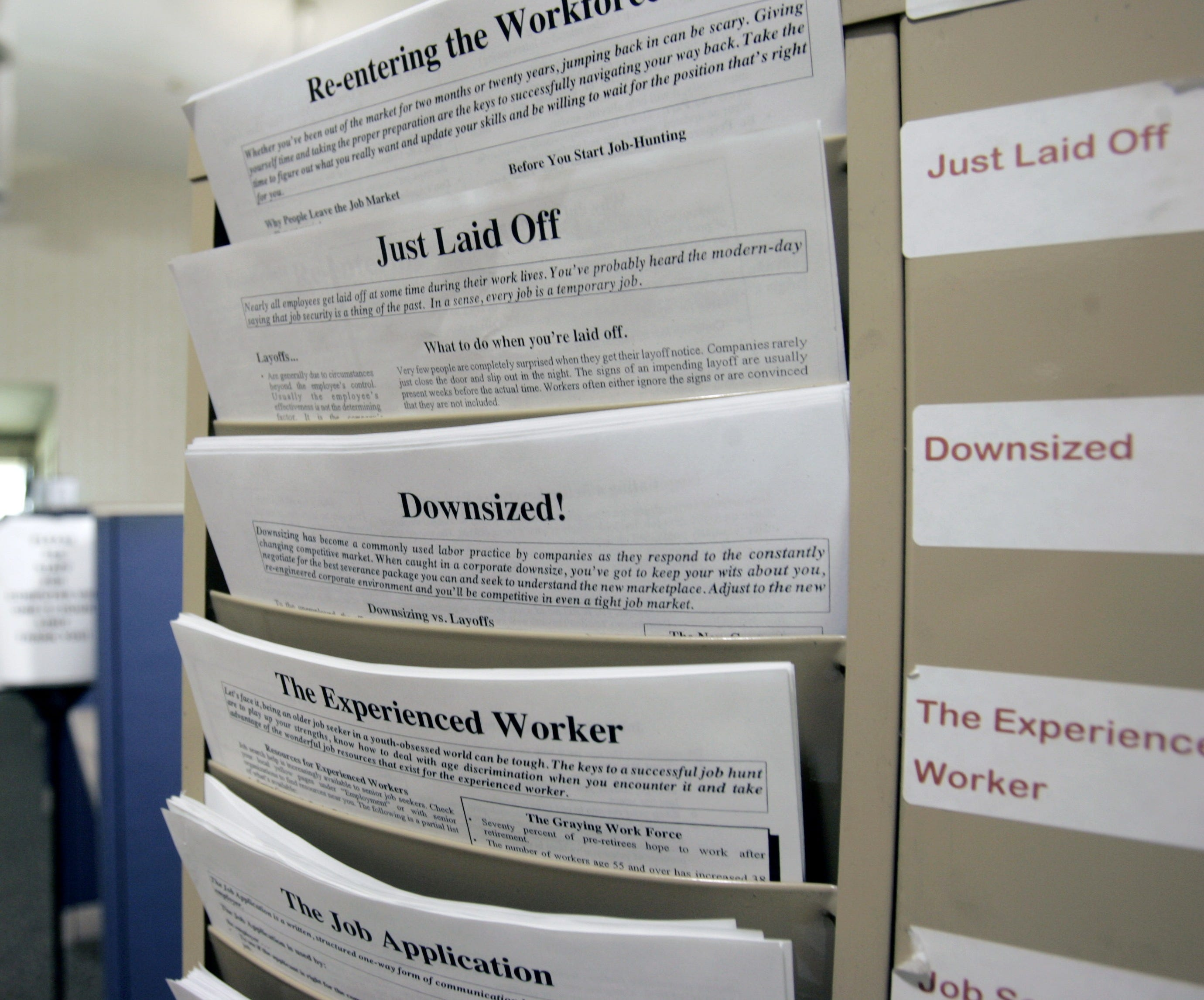 Nearly 2 million more jobless claims expected but layoffs are easing