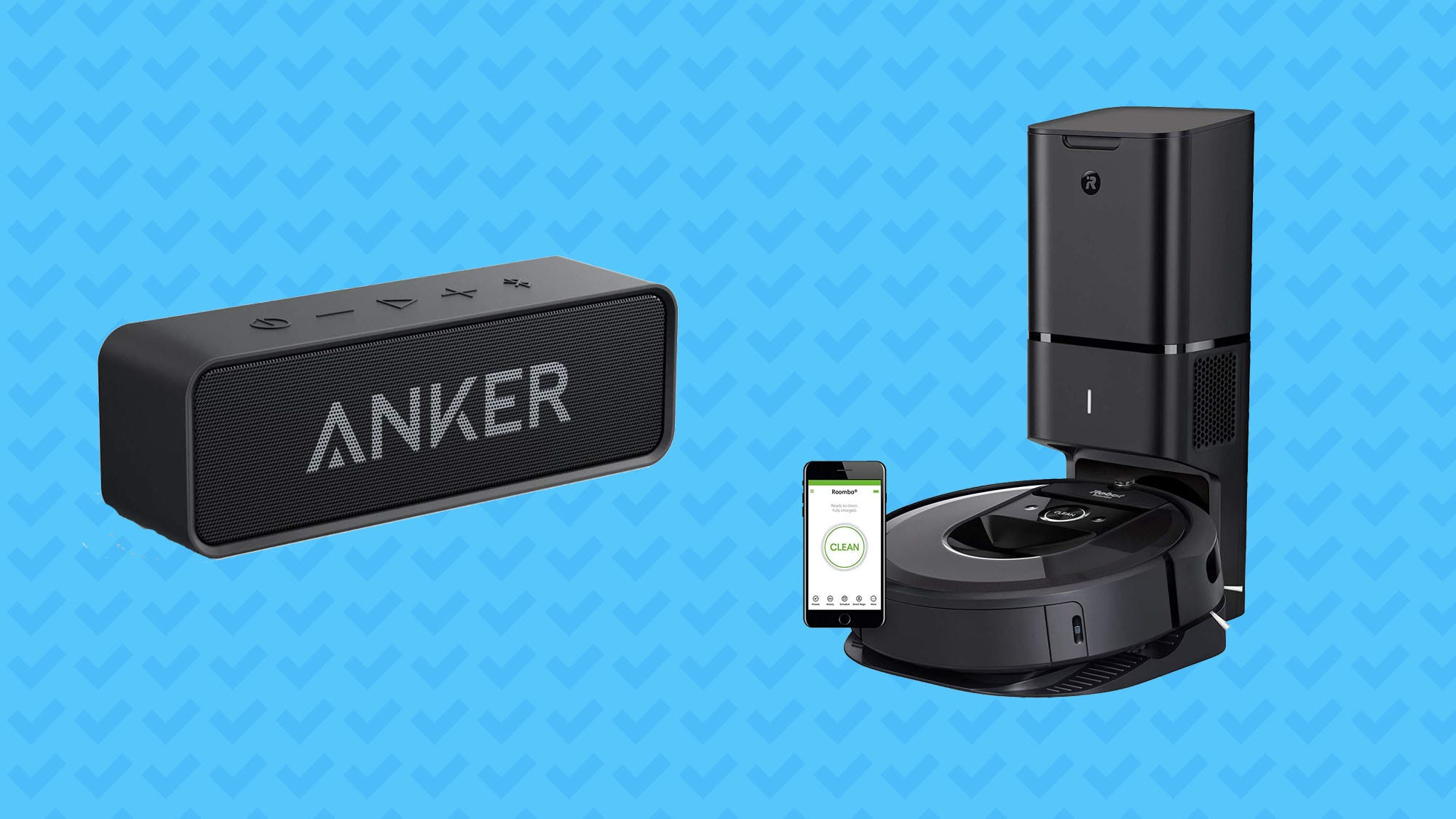 Save on robot vacuums, wireless chargers and more