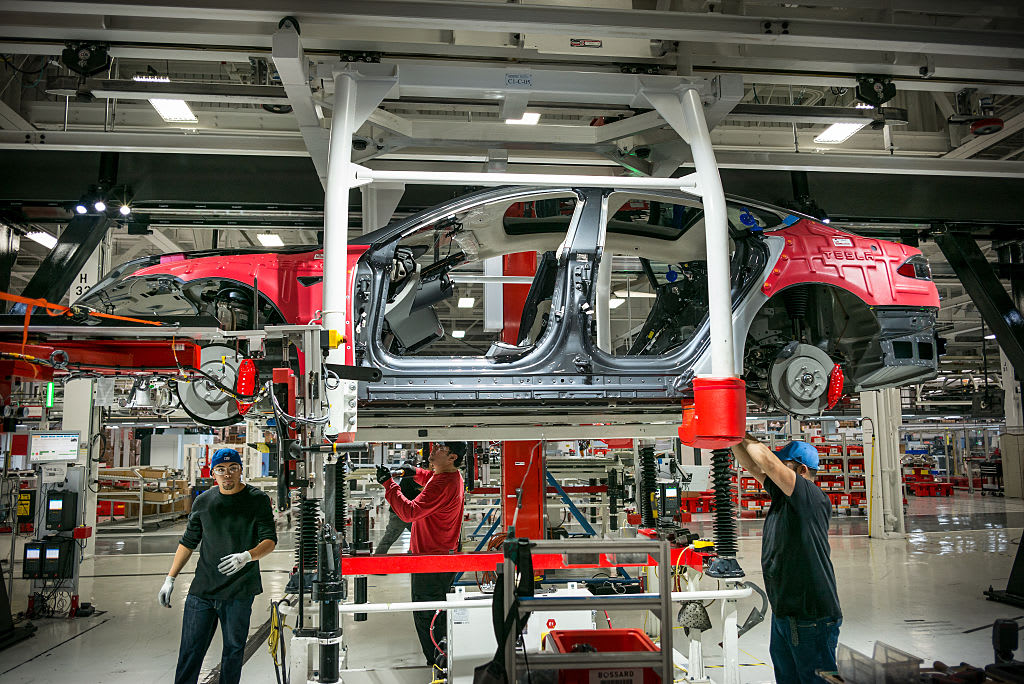 Tesla tells employees they take Juneteenth off unpaid