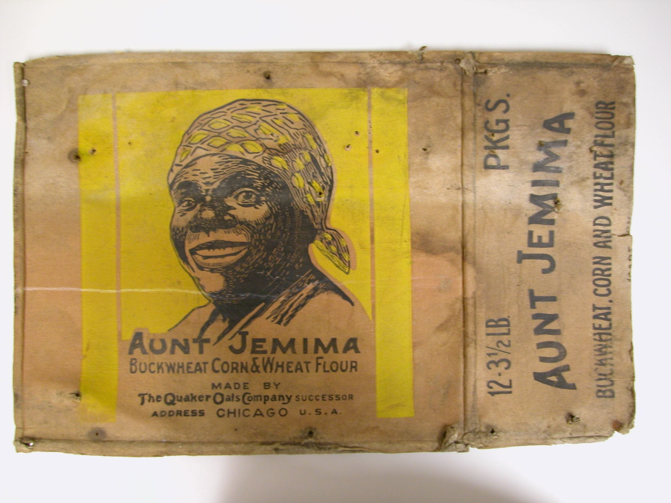 The last 'face' of Aunt Jemima brand
