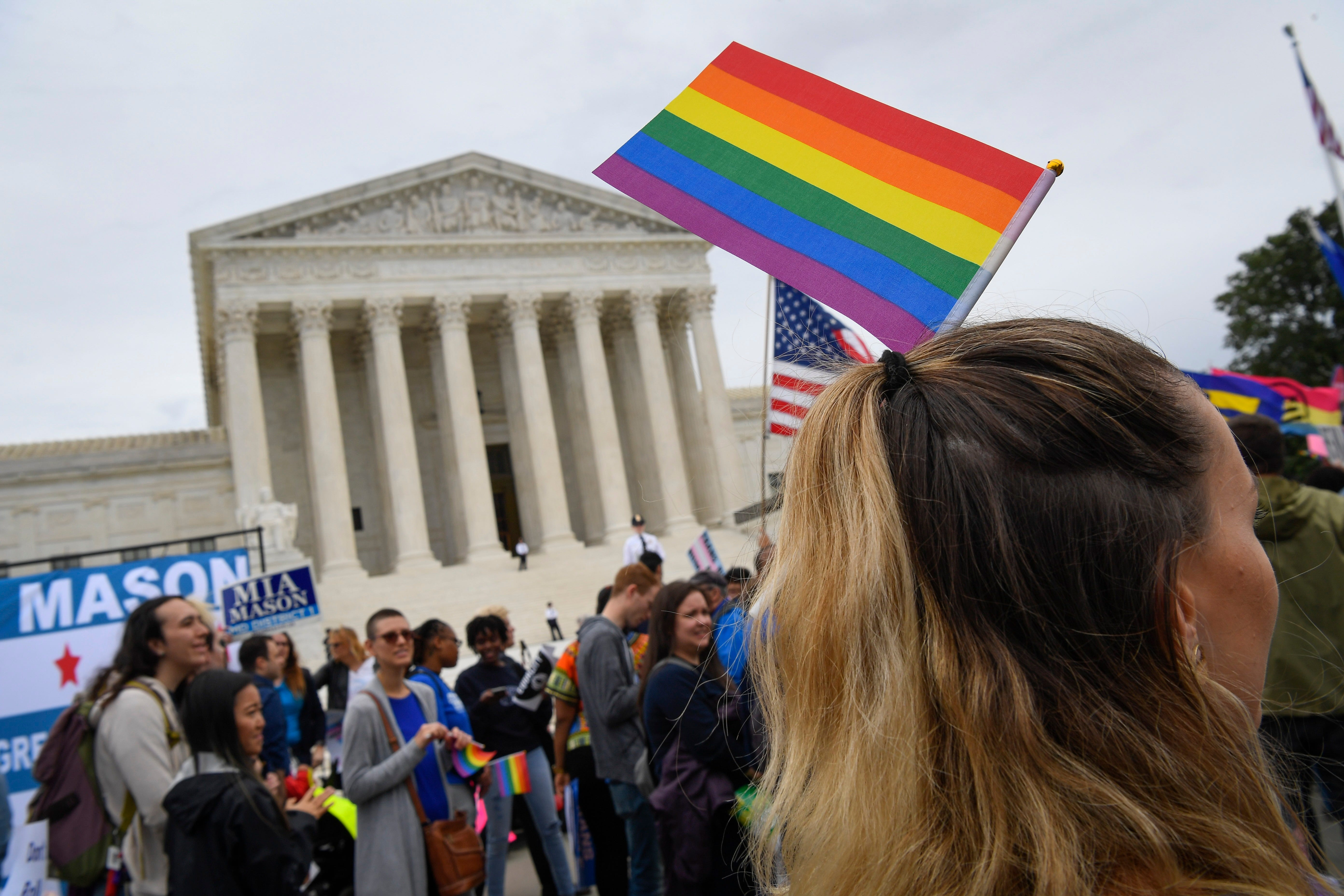 What does it mean for LGBT rights and where?