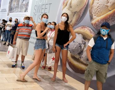 Mask mandates depend on states, cities but Costco requires them