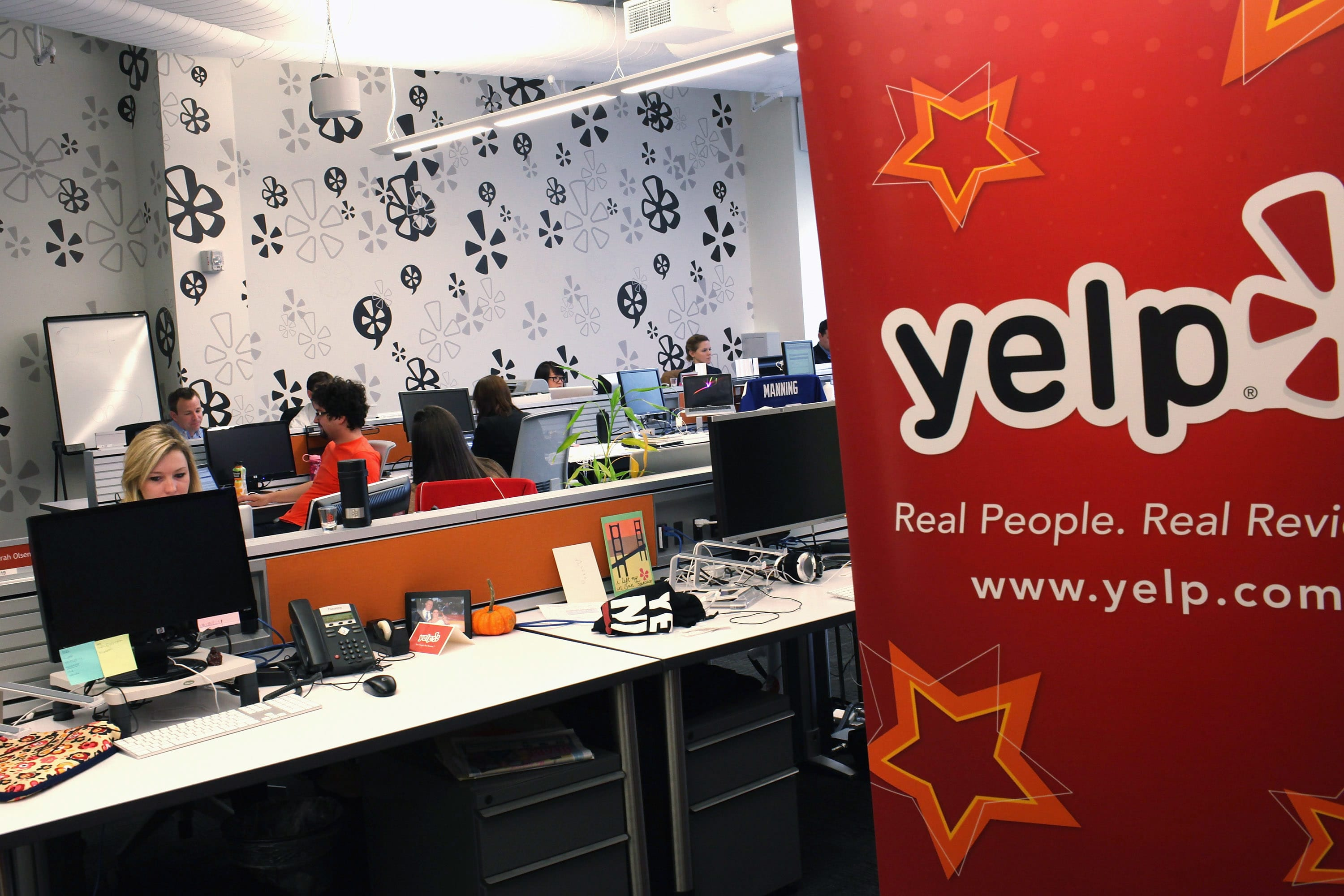 Yelp will bring back most of its 1,100 furloughed employees next month