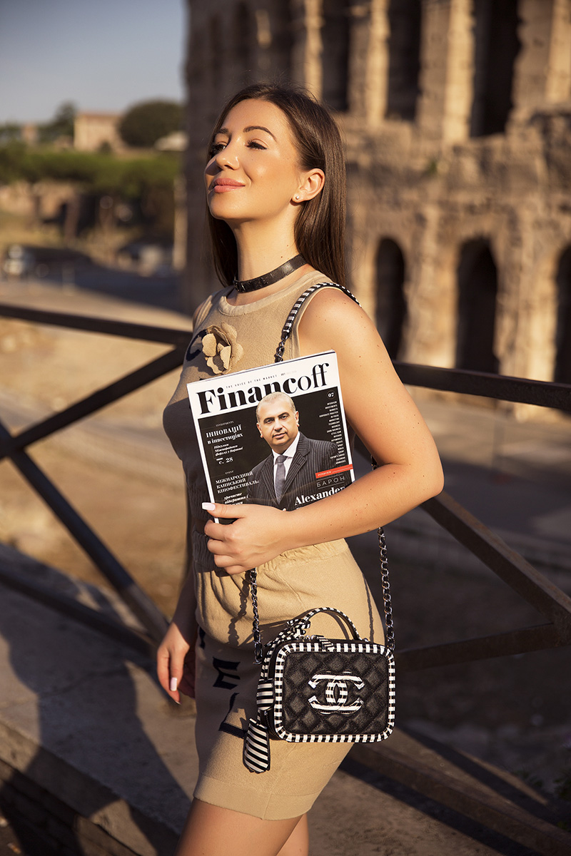 Financoff business gloss has turned into the Fostylen lifestyle magazine
