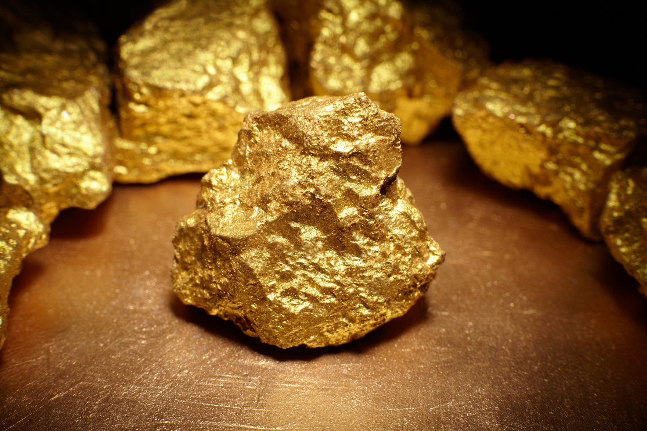 COVID crisis creates golden opportunity for precious metal