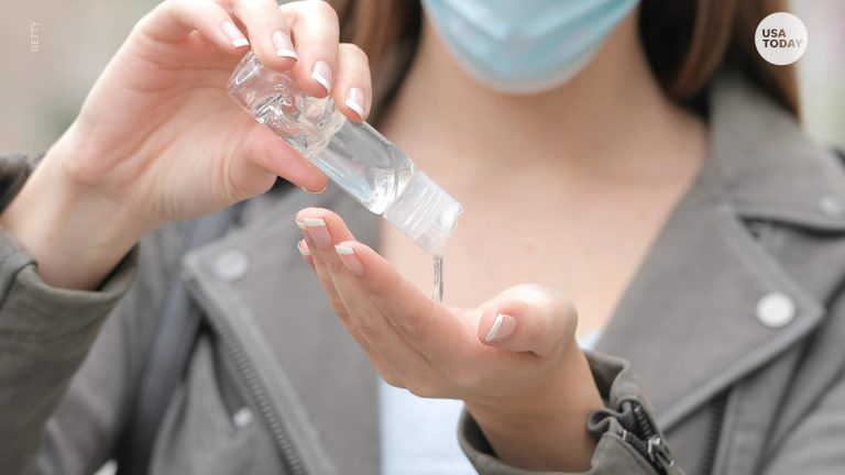 FDA issues alert of sanitizers with methanol