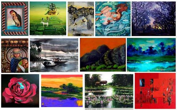 Online art exhibition to protest against draft EIA 2020 notification