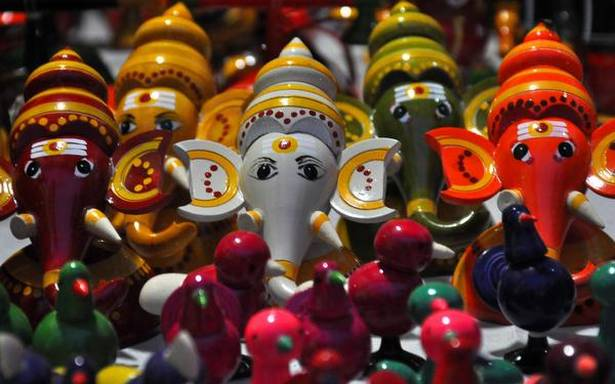 Etikoppaka toys of Andhra Pradesh in the spotlight