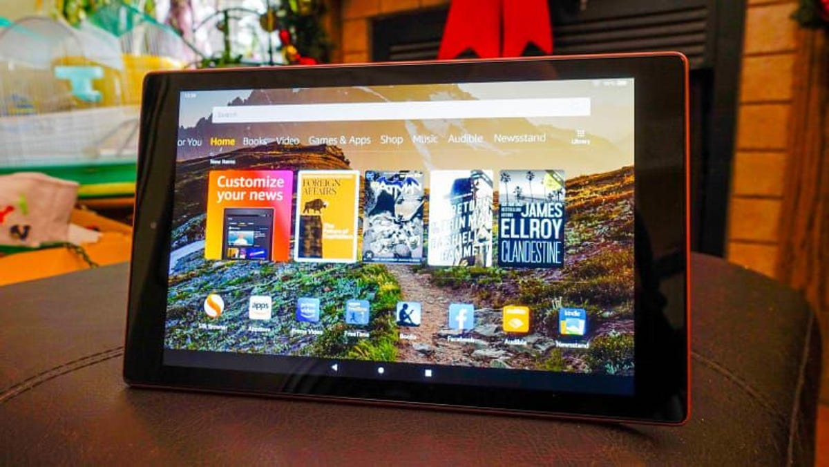 This tablet is one of our favorites—and it's on sale