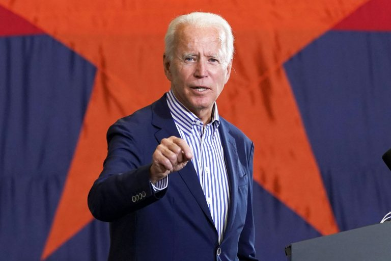 Joe Biden has spent $500 million on ads this year as he seeks the presidency