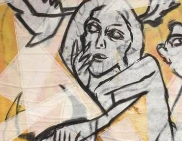 Two Hyderabad artists depict the impact of pandemic in their art