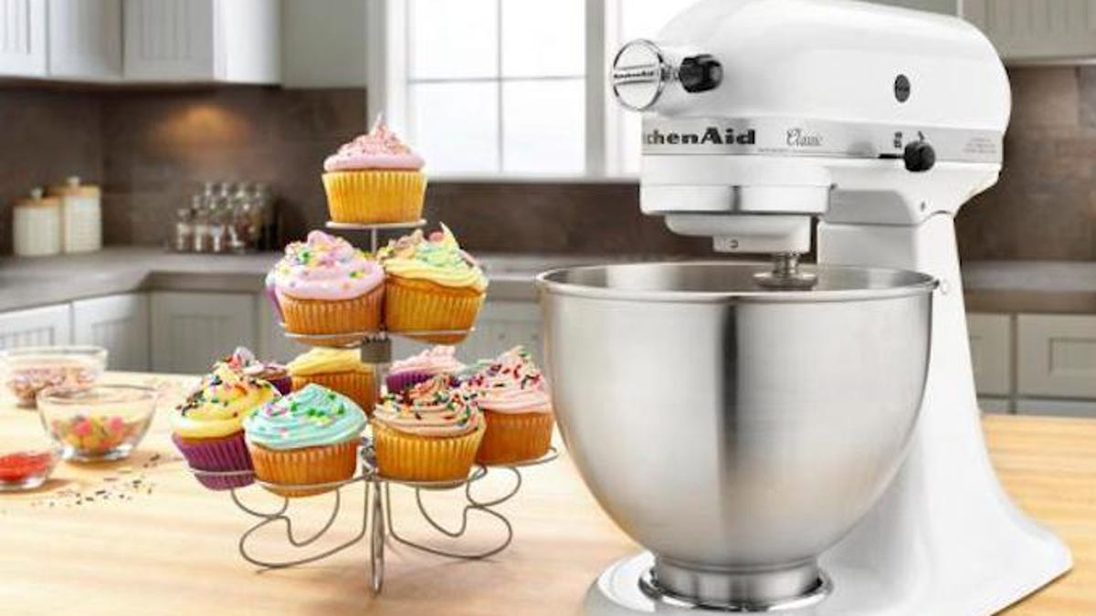 KitchenAid's iconic stand mixer is back on sale for less than $200 for Black Friday 2020