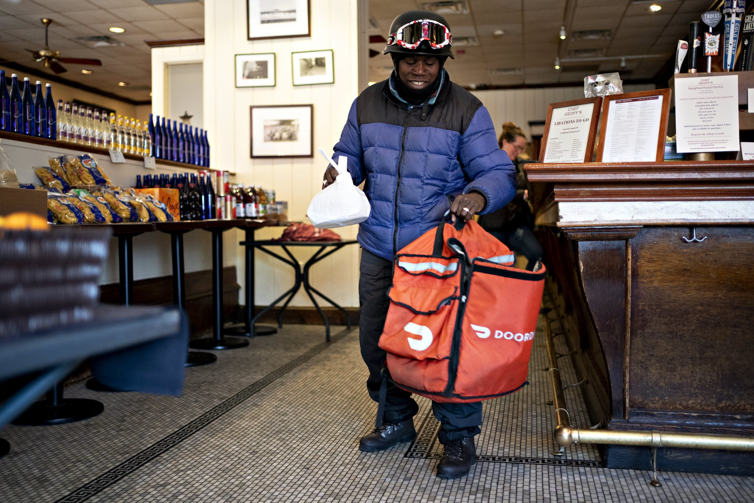 DoorDash settles with DC AG for $2.5 million over claims it misled users on driver tips