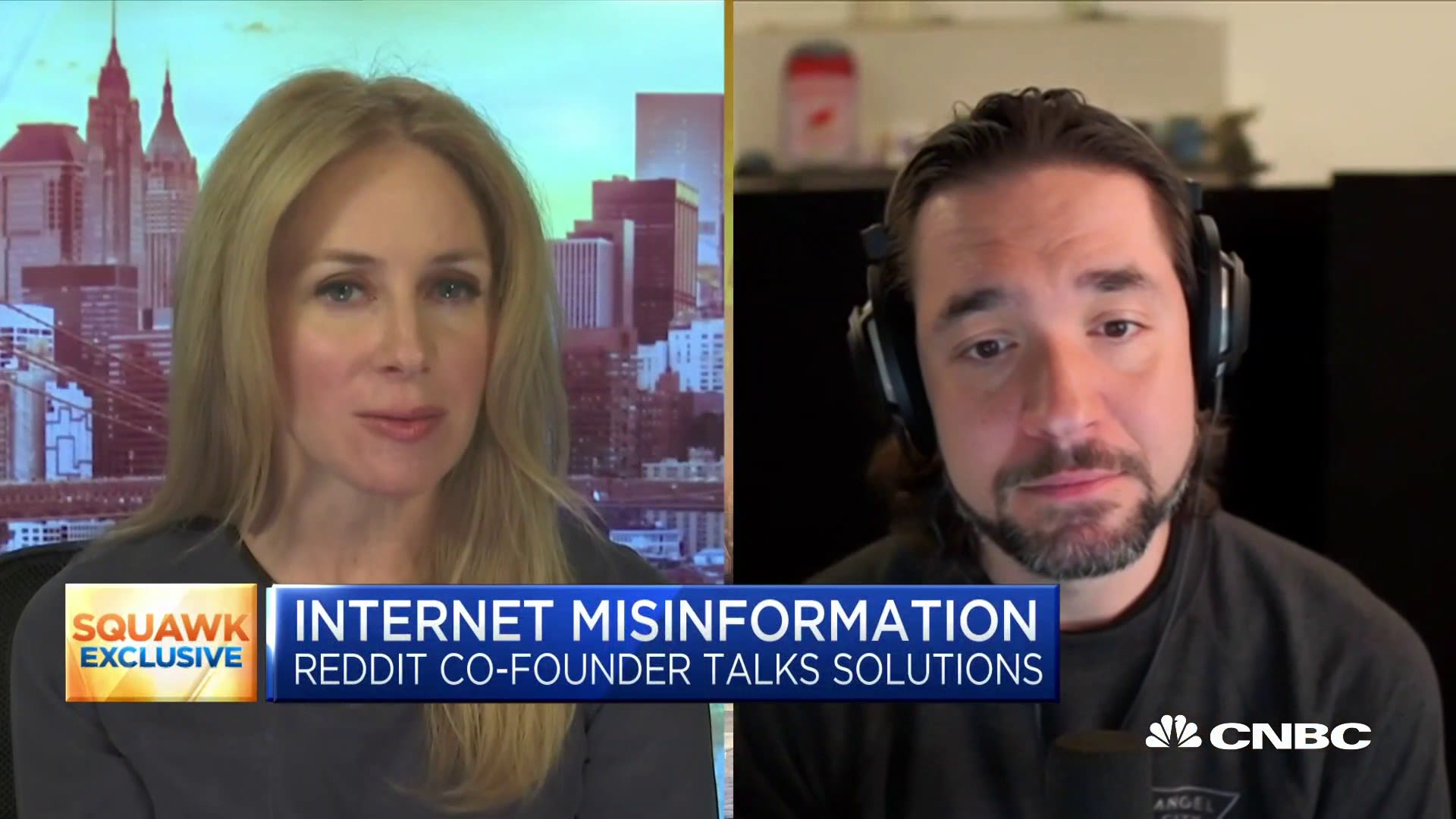 Full interview with Reddit co-founder Alexis Ohanian on the top issues affecting social media