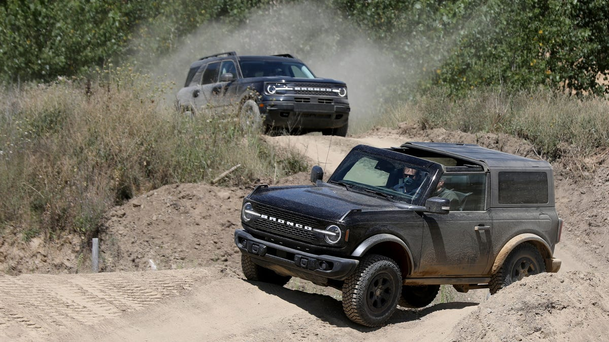 2021 Ford Bronco deliveries delayed until summer because of COVID-19 supply chain disruptions