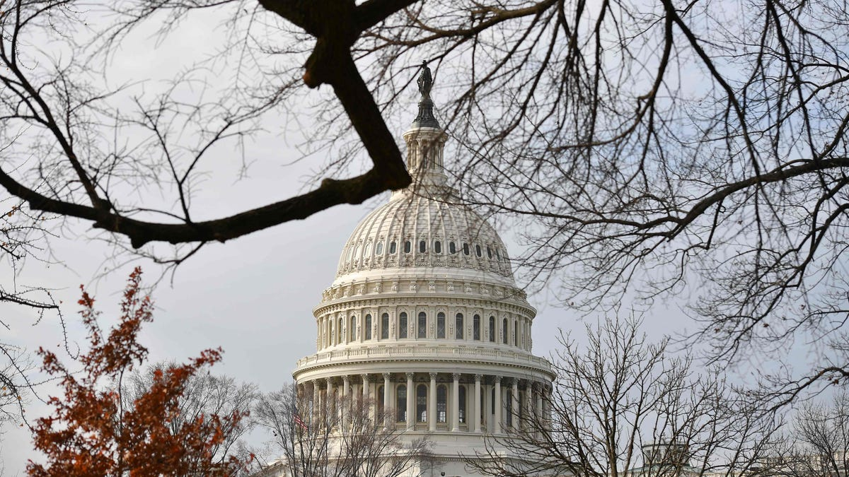 House passes bill to avert a government shutdown for one more week; bill goes to Senate