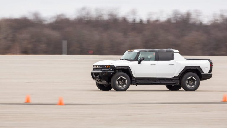 Factory ZERO's first year of production set with 10,000+ Hummer orders