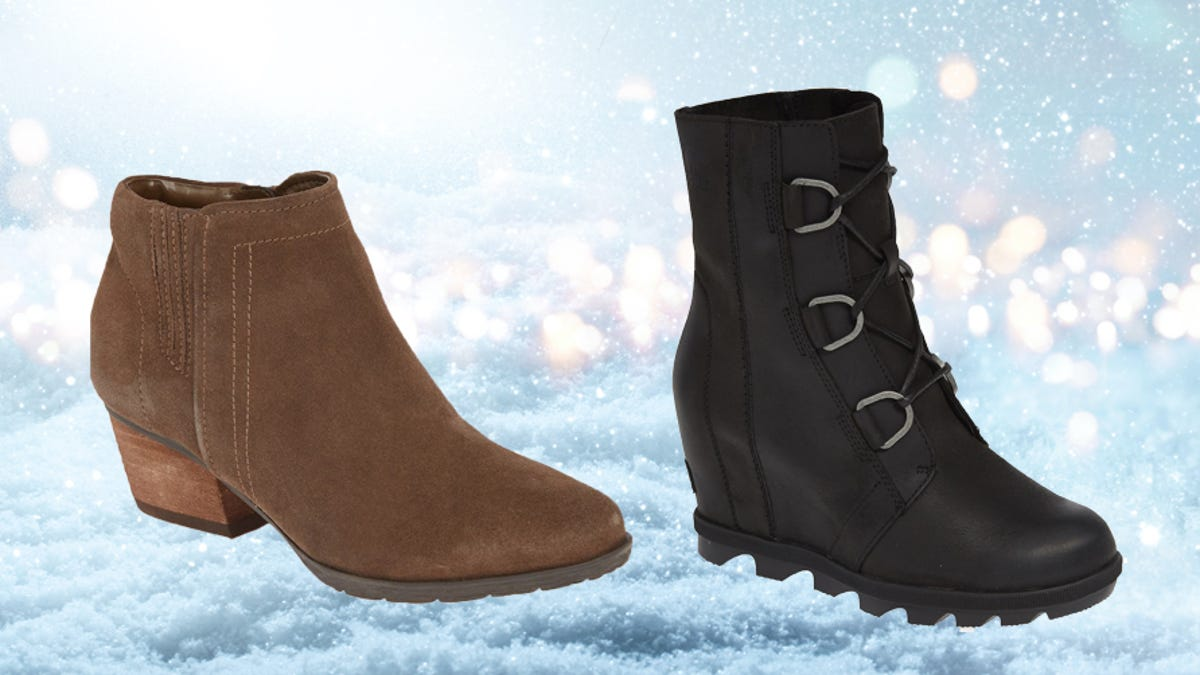 Cold-weather boots are more than 40% off at Nordstrom—just in time for winter