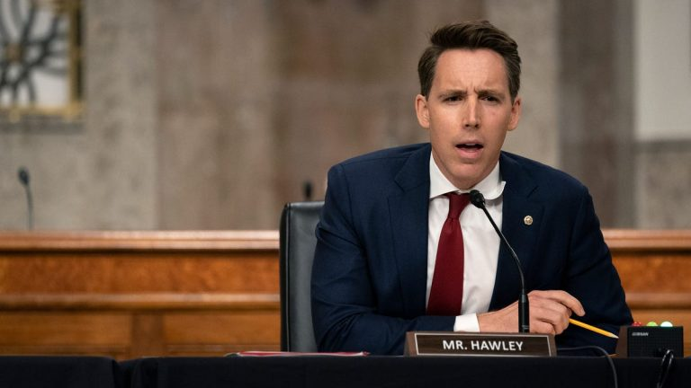 Walmart apologizes after its Twitter account called Sen. Josh Hawley 'sore loser' over Electoral College dispute