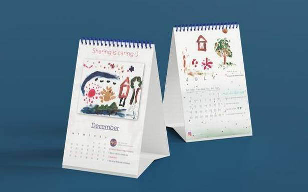 Calendars for a cause