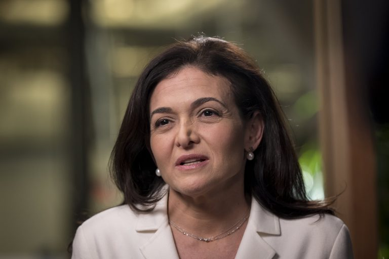Facebook's Sandberg says government shouldn't approve mergers and revoke them later