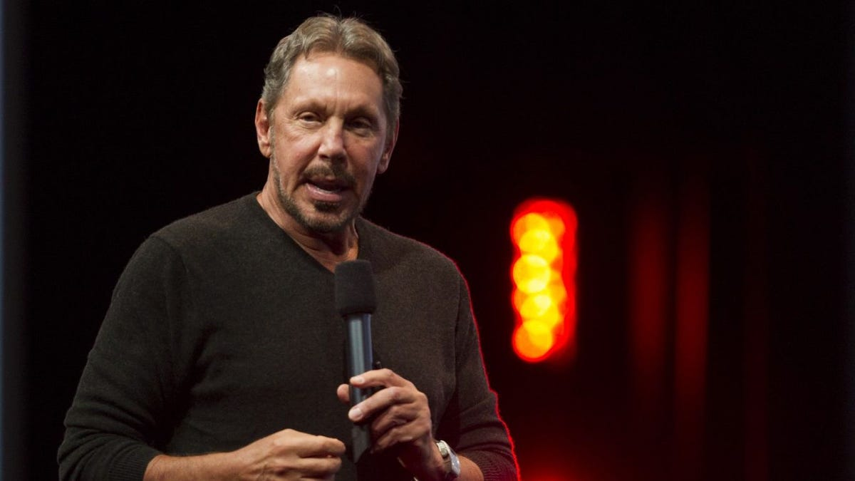 Oracle founder Larry Ellison opts for Hawaii over Texas when software giant moves HQ from Silicon Valley